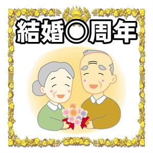 結婚記念日の基礎知識